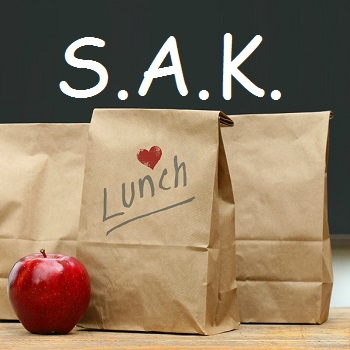 sak lunch, serving area kids, umc, methodist church program