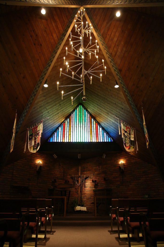 chapel, umc, east alton first united methodist church