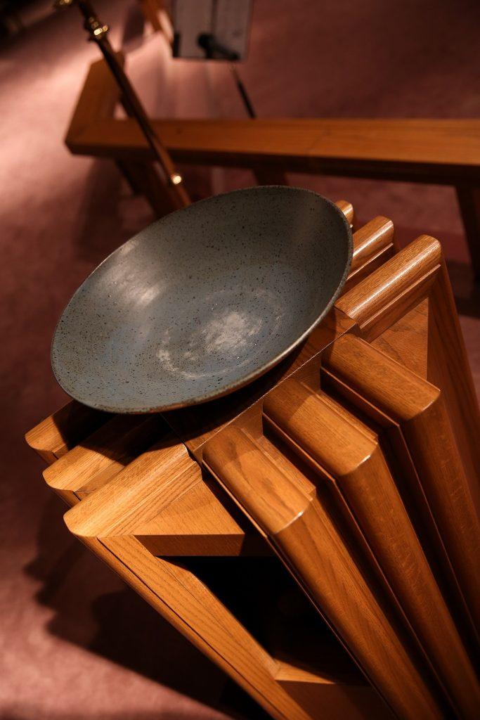 baptismal, sanctuary, umc, east alton first united methodist church
